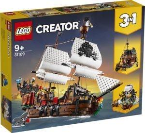 LEGO 31109 LEGO Creator – Galeone dei pirati