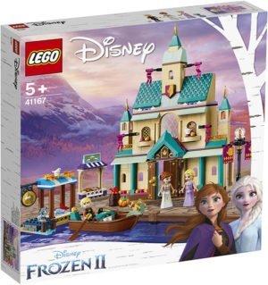 LEGO 41167 Disney Frozen – Il villaggio del Castello di Arendelle