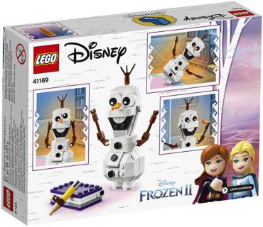 LEGO 41169 Disney Frozen – Olaf