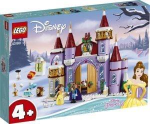 LEGO 43180 Disney Princess – La festa d'inverno al castello di Belle