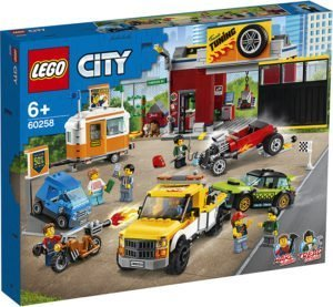 LEGO 60258 LEGO City Turbo Wheels – Autofficina