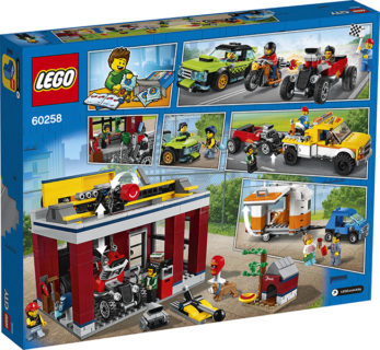 LEGO 60258 LEGO City Turbo Wheels – Autofficina