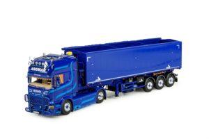 Scania R-streamline Topline 4×2 con vasca ARGMAN – TEKNO 70427 – 1/50