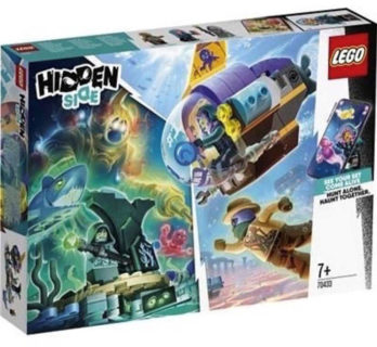 *PREORDINE* LEGO 70433 Hidden Side – Sottomarino di J.B.