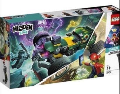 *PREORDINE * LEGO 70434 Hidden Side – Auto da corsa fantasmagorica