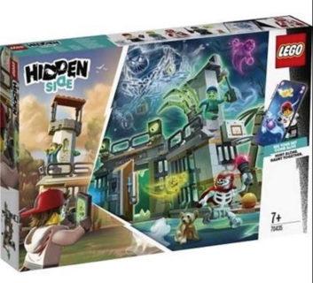 *PREORDINE* LEGO 70435 Hidden Side – Prigione abbandonata di Newbury