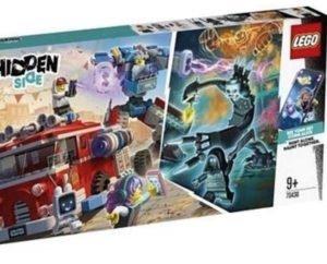 *PREORDINE* LEGO 70436 Hidden Side – Camion dei pompieri Phantom 3000