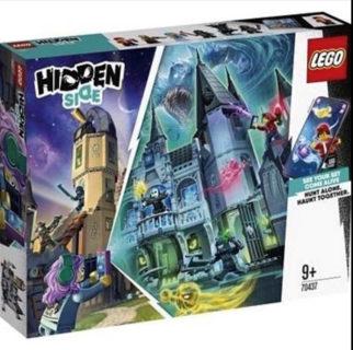 *PREORDINE* LEGO 70437 Hidden Side – Il Castello Misterioso