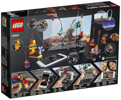 LEGO 70820 LEGO Movie 2 – Movie Maker