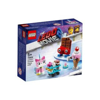 Lego 70822 Lego Movie2 – Gli Amici di Unikitty