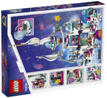 LEGO 70838 LEGO Movie 2 – Regina Wello Ke Wuoglio e il palazzo spaziale 'mezzo malvagio'