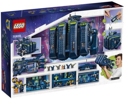 LEGO 70839 LEGO Movie 2 – Il Rexcelsior!
