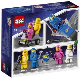 LEGO 70841 LEGO Movie 2 – La squadra spaziale di Benny