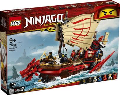 LEGO 71705 Ninjago – Bounty del Destino