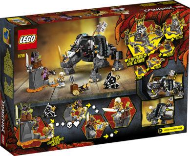 LEGO 71719 Ninjago – Creatura Mino di Zane