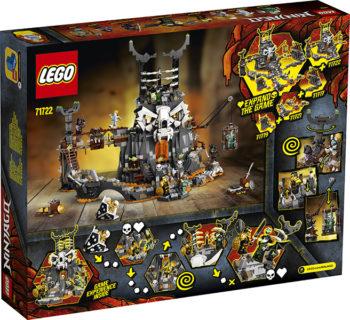 LEGO 71722 Ninjago – Le segrete dello Stregone Teschio