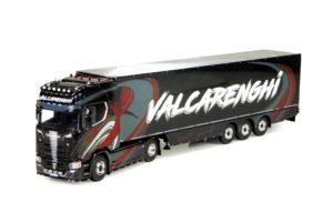 Scania NGS serie S frigo semitrailer Valcarenghi – Mephisto -1/50 – TEKNO 73491