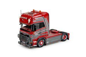 Scania R-serie Topline 4×2 – SL Logistics – TEKNO – 74912 – 1/50