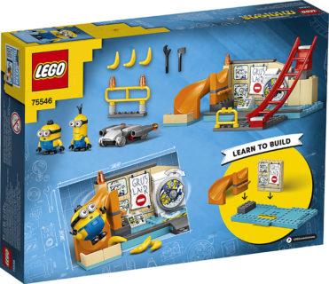 *PREORDINE* LEGO 75546 LEGO Minions – I Minions nel laboratorio di Gru