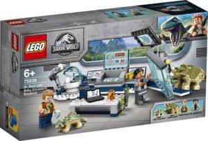LEGO 75939 LEGO Jurassic World – Il laboratorio del Dottor Wu: fuga dei baby dinosauri