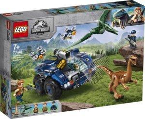 LEGO 75940 LEGO Jurassic World – Evasione di Gallimimus e Pteranodonte