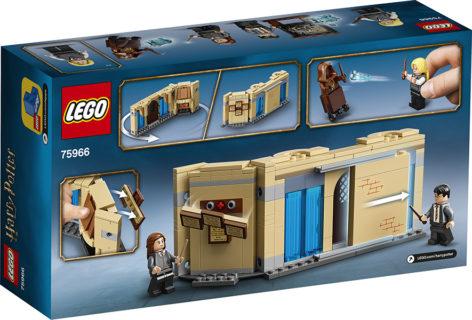 LEGO 75966 Harry Potter – Stanza delle Necessità di Hogwarts
