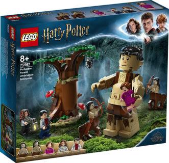 LEGO 75967 Harry Potter – La foresta proibita: l'incontro con la Umbridge