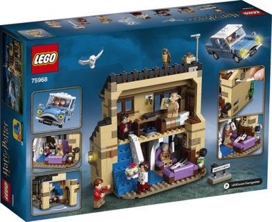 LEGO 75968 Harry Potter – Privet Drive, 4