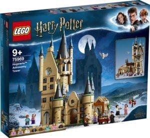 LEGO 75969 Harry Potter – Torre di Astronomia di Hogwarts
