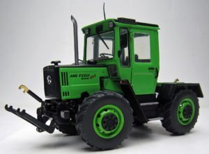 Weise Toys – 2052 – Mercedes Benz – MB-trac 800 (W440) Family (1990 – 1991) – 1/32
