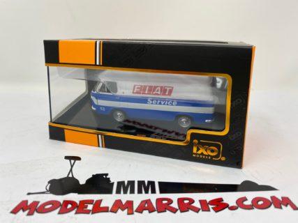 IXO-MODELS – FIAT – 238 VAN FIAT SERVICE 1971 – 1/43