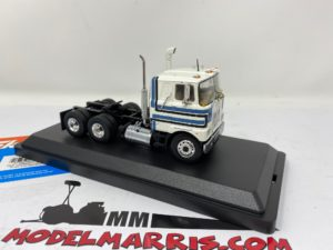 Mack F700 6×4 Trattore stradale 1:50 | Tekno 71567 * limited edition con teca in plexi*
