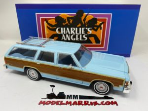 GREENLIGHT – FORD USA – LTD CONTRY SQUIRE 1981 – CHARLIE'S ANGELS