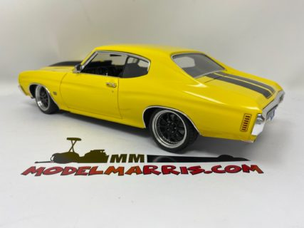 ACME-MODELS – CHEVROLET – CHEVELLE SS COUPE STREET FIGHTER 1970