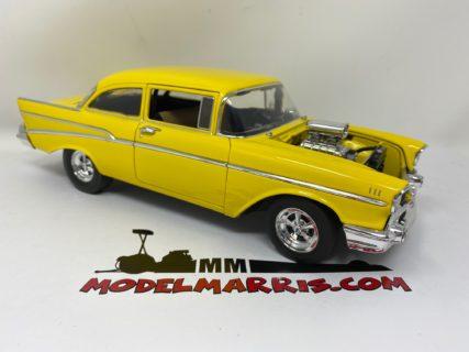 ACME-MODELS – CHEVROLET – BEL AIR CUSTOM 1957 – 210 TRIBUTE