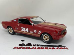 ACME-MODELS – FORD USA – MUSTANG SHELBY GT350H N 314 SCCA 1966 – RENT A RACER