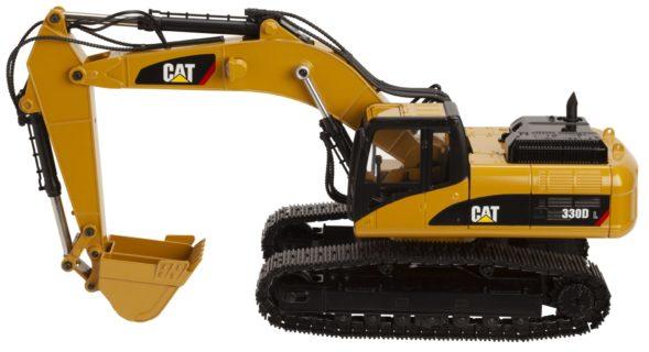 *IN ARRIVO* Diecast Masters – CAT 330D L – RC – Excavator – radiocomandato – 1:20 –