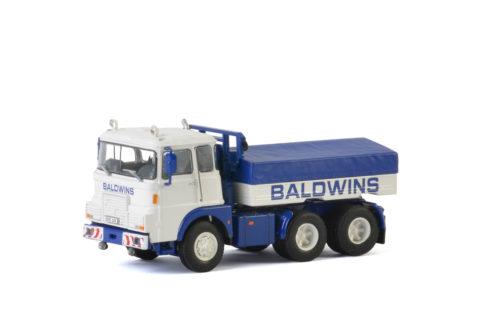 Baldwins Crane Hire – FTF F SERIE 6×4 + BALLAST BOX – WSI – 01-2381 – 1:50