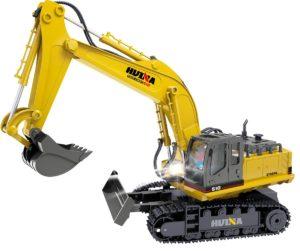 – HUINA – CH1510 – Escavatore rc 2,4g – 11ch