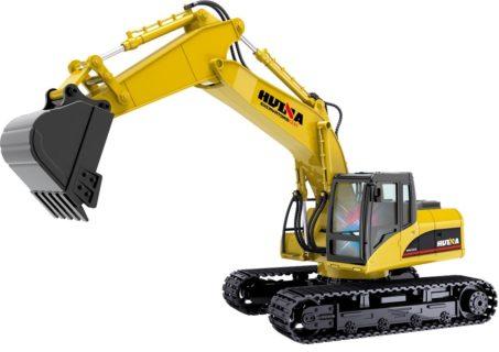 – HUINA – CH1550 – Escavatore rc 15ch – 2,4g