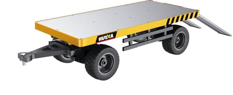 HUINA – CH1578 – Carrello da traino – rimorchio per Camion -R