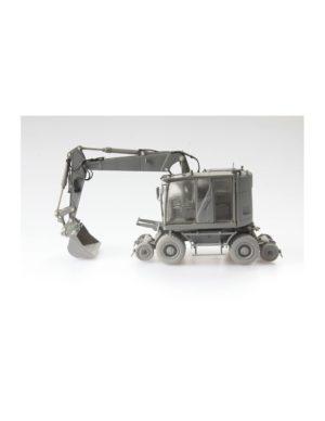 CAT M323F escavatore gommato ferroviario – DIECAST MASTERS – 85662 – 1:50