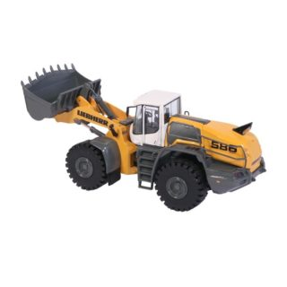 LIEBHERR L586 wheel loader – NZG – 1/50