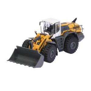 LIEBHERR L586 wheel loader – NZG – 1/50