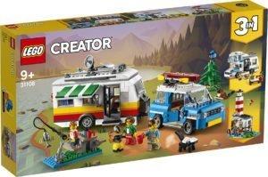 LEGO 31108 LEGO Creator – Vacanze in Roulotte