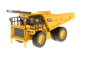 Cat 777D Off Highway Truck – DIECAST MASTERS – 85104