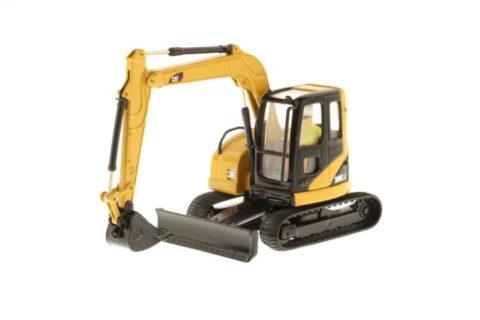 85129 Cat 308C CR Hydraulic Excavator – DIECAST MASTERS 1/50