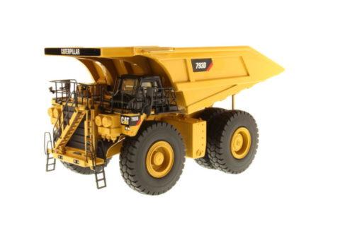 Cat 793D w/MSD2 Dump Bins – DIECAST MASTERS – 85174