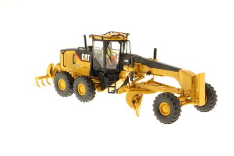 85149 Cat 432E Side Shift Backhoe – DIECAST MASTERS 1/50