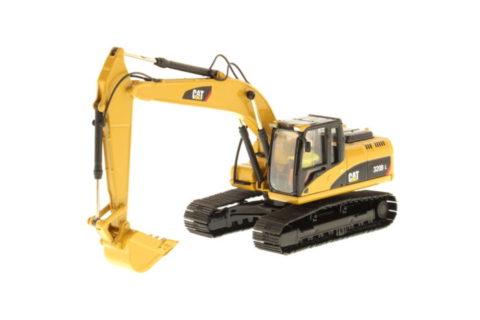 85214 Cat 320D L Excavator – DIECAST MASTERS 1/50